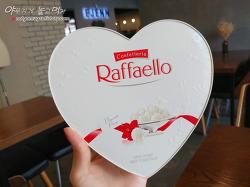 페레로 라파엘로 초콜릿 (Raffaello) 페레로로쉐 화이트 버전