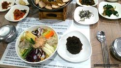 남해현지인맛집~남해물회맛집으로 유명한 촌사랑