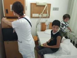 일본 치루수술 - 퇴원일