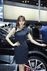 2018 부산 모터쇼 모델 정아라
