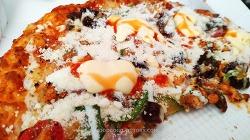 도미노피자 - 블랙앵거스 스테이크 피자