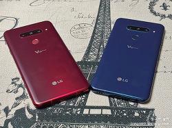 LG V40 씽큐 매직포토 사용법과 사진구도를 자동으로 변환하는 AI구도 기능에 홀딱