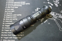 Surefire Aviator Red simple review