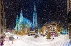 오스트리아, 비엔나 Vienna 1일 여행 비용 계산, 날씨[유럽 배낭여행 경비]