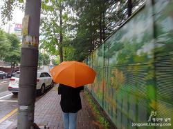 쓸만한 우산 2018년형 레그넷 거꾸로우산 IVT D!! 개념을 확 바꾼 제품으로 기업 사은품으로 괜찮아
