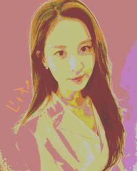 [자작그림] 서현 (Seo Hyun) - 사진 편집 (Photo Editing)
