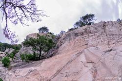 밀양 백운산 중앙벽 II