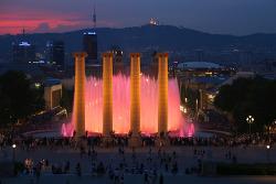 몬주익 매직 분수쇼(Font Màgica de Montjuïc)로 멋지게 마무리한 마법같은 7일간의 스페인여행