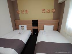 1박했던 와카야마시 숙소 Comfort Hotel 가성비는 괜찮았어요.