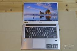 에이서 스위프트3 노트북 램 추가 8GB 셀프 업그레이드