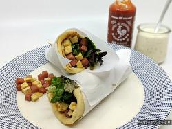 그리스 음식, 지중해 케밥 자이로(Gyro) 집에서 간단하게 만들기