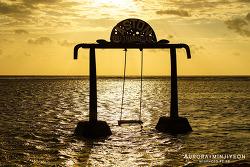 길리 트라왕안 숙소, 일몰이 아름다운 '애스톤 선셋 비치 리조트' & 선셋 바베큐 & 조식  Aston Sunset Beach Resort - Gili Trawangan