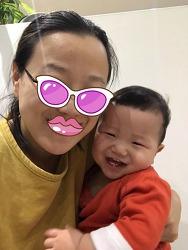 [육아일기] 최연소 셀카쟁이, 아들에게 띄우는 편지 (첫 생일기념)