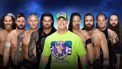 WWE 로얄럼블 2018 실시간 방송 보는법 및  좌표