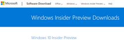 윈도우 10 베타 버전 USB 설치: Windows Insider Preview ISO로 깨끗이 설치하기