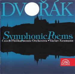 [ALBUM] Dvorak - Symphonic poems - Czech PO, Neumann [1995]  FLAC