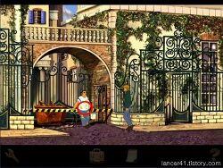Broken Sword1:DC_039 발굴지-2