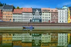 덴마크, 코펜하겐 Copenhagen 1일 여행 경비 계산, 날씨[유럽 배낭여행 비용]
