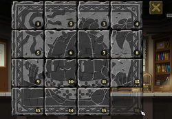메이플 명탐정 페페의 탐정사무소 EP2 공략 :: 석판 조각 맞추기 공략 영상