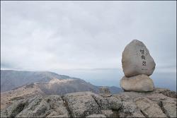 20190210 오룡산 영축산 (경남양산)