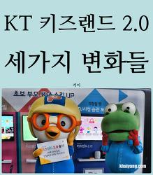 KT 기가지니 키즈랜드 2.0 업그레이드, 부모가 더 반가운 이유!