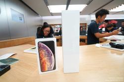 일본에서 아이폰XS MAX, 애플워치 시리즈4 사왔어요~ -후쿠오카 애플스토어