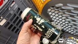 5천 원에 맥주 4캔 이마트 버지미스터 맛은?
