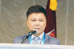 [SNS포토] (사)부패방지국민운동총연합 조정식 중앙회장 취임