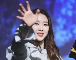 20180203 명동 뮤직아트 팬싸인회 (지호)
