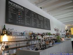 [슬로베니아 카페] 카바르나 모데르나(Kavarna Moderna, Lyubljana, Slovenia)