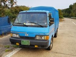 1992 기아자동차 와이드봉고(KIA WIDE BONGO)