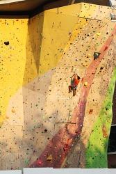 인공암벽장-보라매공원