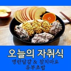 [자취남 요리 비법] 유부초밥의 이유 있는 변신! - 도제 유부초밥 비슷하게 만들기~!