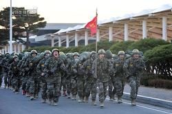 신병 1241기 1,2교육대 4주차 - 훈련모음