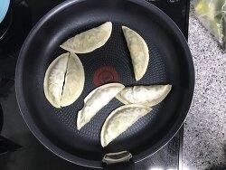 LG DIOS 광파오븐레인지로 만두치즈그라탕 만들기