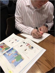 [Part VII] 1:1 Korean class story time