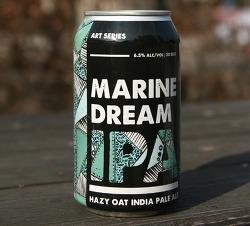 Coronado Marine Dream IPA (코로나도 마린 드림 IPA) - 6.5%
