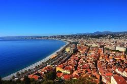 프랑스, 니스 Nice 1일 여행 비용 계산, 날씨 [유럽 배낭여행 경비]