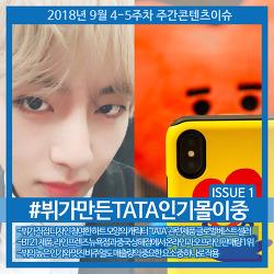 2018년 38-39주차 콘텐츠 이슈 카드뉴스#1-BTS 제작 캐릭터 BT21의 온오프라인 인기몰이