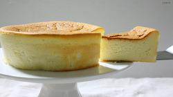 중탕으로 구워 만드는 수플레 치즈케이크 [동영상레시피]
