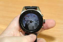 LG 워치 W7 아날로그 시계와 스마트워치의 만남 성능 배터리