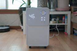 가성비 좋은 제습기 SONGJING SJ-125E   1시간 전력 온도 가습량 테스트