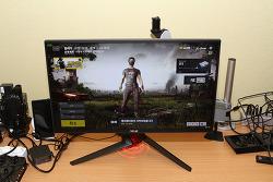 에이수스 게이밍 모니터 ROG STRIX XG258Q 240Hz 모니터