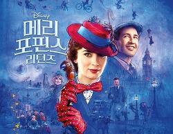 영화 메리 포핀스 리턴즈(Mary Poppins Returns, 2018) 후기, 결말, 줄거리