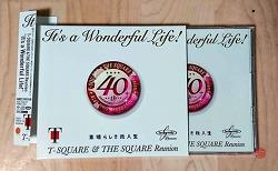 [오픈케이스] T-Square 40주년 기념 앨범 - It's a Wonderful Life!