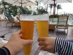 마카오 갤럭시 호텔 수영장 이용 시간 및 리조트덱 개장 기간
