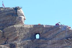 """크레이지호스 메모리얼(Crazy Horse Memorial)이 전하는 이야기 """"NEVER FORGET YOUR DREAMS"""""""