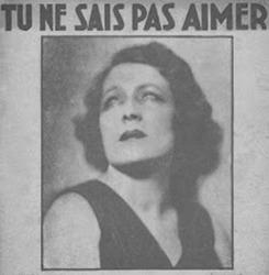 다미아 - 당신은 사랑을 몰라 (1931)