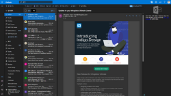 Outlook.com(아웃룩닷컴): 어두운 모드(Dark Mode) 추가