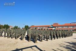 신병 1239기 2교육대 2주차 - 제식훈련